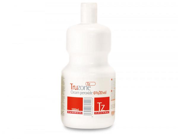 Truzone cream peroxide 6% 20 vol 1000ml