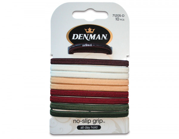 Denman no damage elastics, neutrals (10)