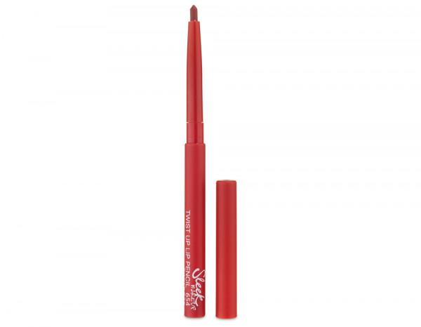 Sleek twist up lip pencil, pink rose