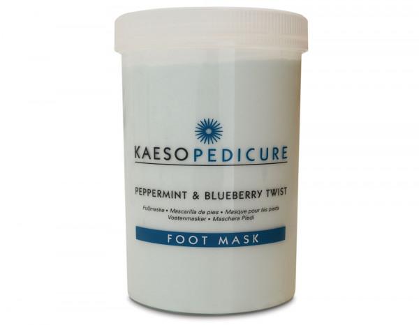 Kaeso peppermint/blueberry twist foot mask 1200ml