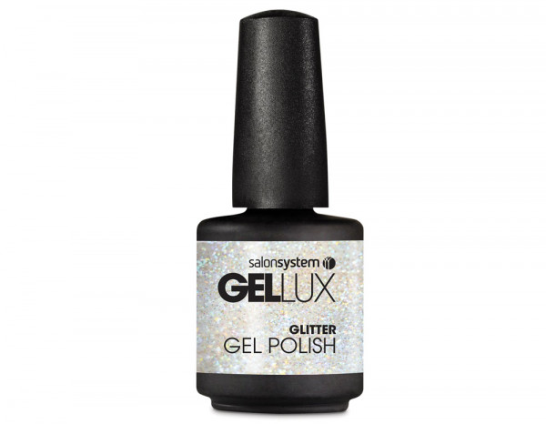 Gellux 15ml, diamonds and pearls