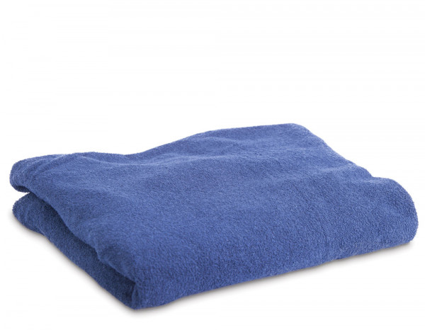 Aztex couch cover without facehole, navy