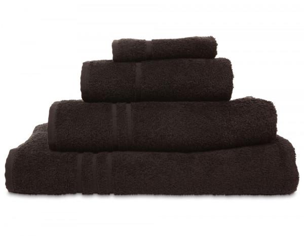 Comfy bath sheet, black