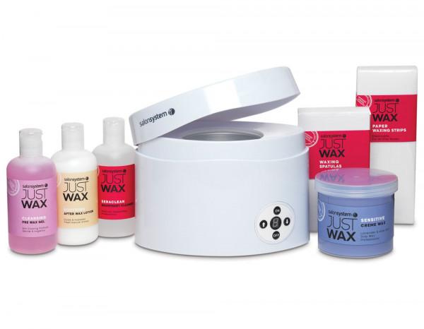 just wax professional wax kit