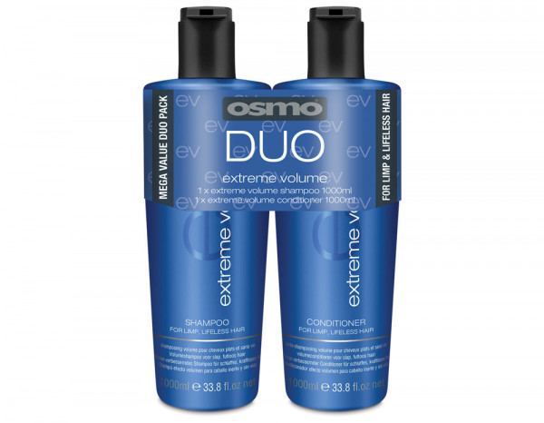 OSMO extreme volume 1L shampoo & conditioner duo