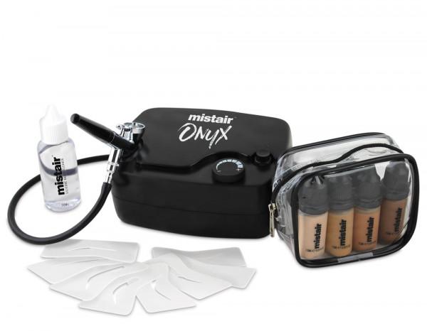 Onyx airbrush make-up kit, medium