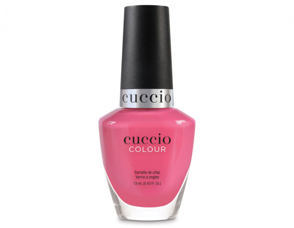 Cuccio summer collection 13ml, hot thang!