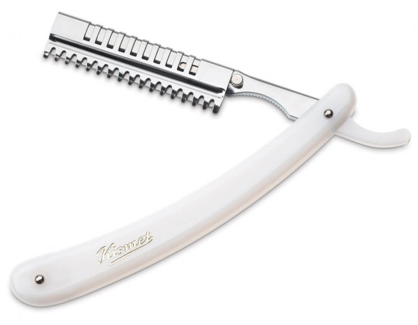 Kismet razor and 6 blades