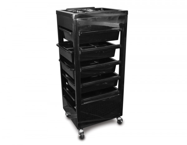 Esthetix trolley black