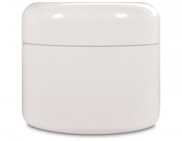 Beauty Essentials cream jar 50g, white