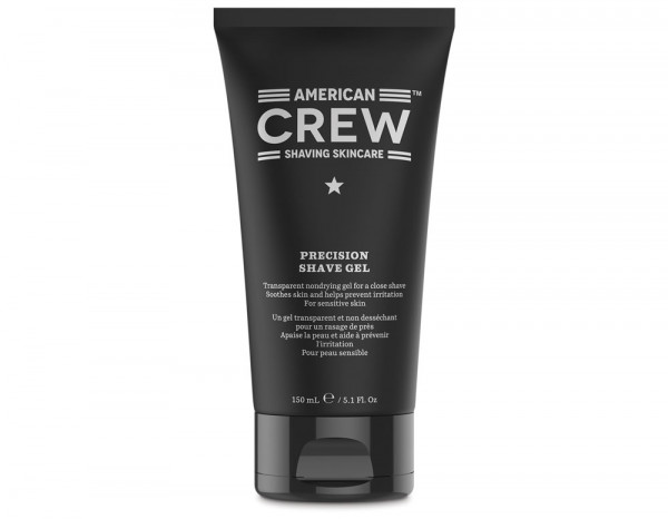 American Crew ssc precision shave gel 150ml