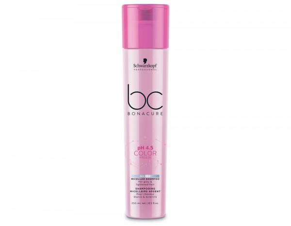 BC pH4.5 color silver shampoo 250ml