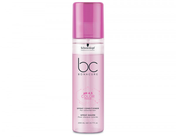 BC pH4.5 color spray conditioner 200ml