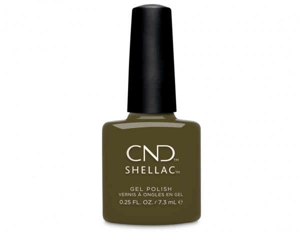 CND Shellac 7.3ml, Cap and Gown