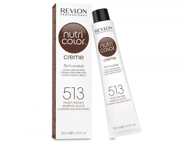 Nutri color creme 100ml, 513 frosty brown