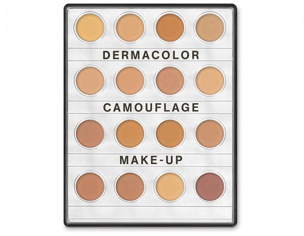 Dermacolor mini palette 16 colours, medium