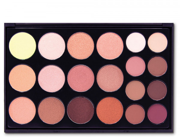 Crownbrush pro eyeshadow neutral collection (20)