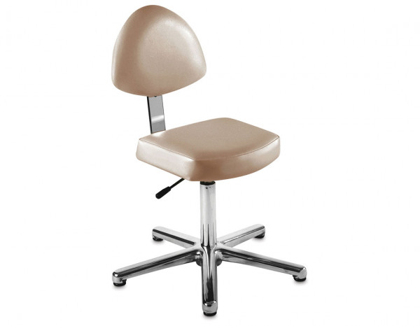 REM Nail technician seat with glides