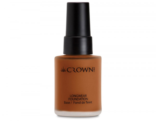 Crownbrush longwear foundation, PFK42-6 dark