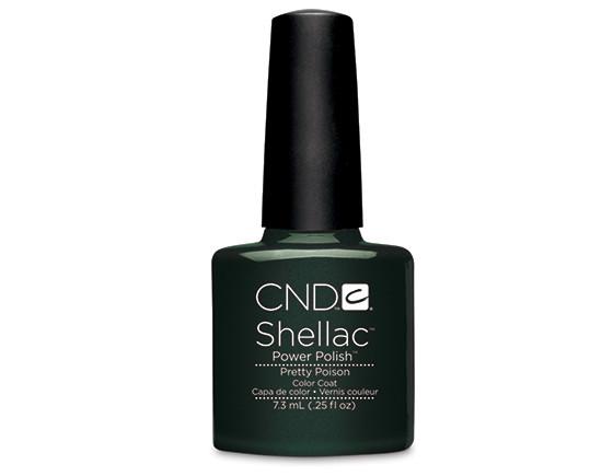 CND Shellac 7.3ml, Pretty Poison