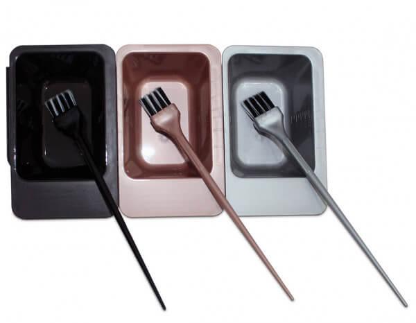 Hair Tools tri-colour tint set (3)