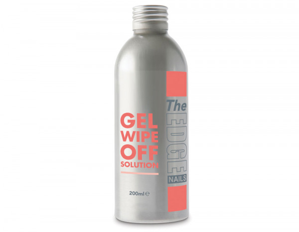 The Edge UV gel wipe off solution 200ml