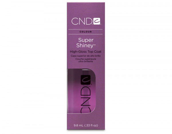 CND Super Shiney top coat 9.8ml