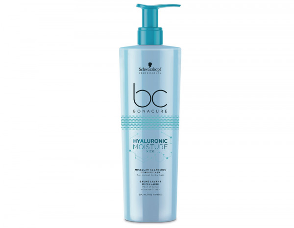 BC hyaluronic moisture micellar conditioner 500ml