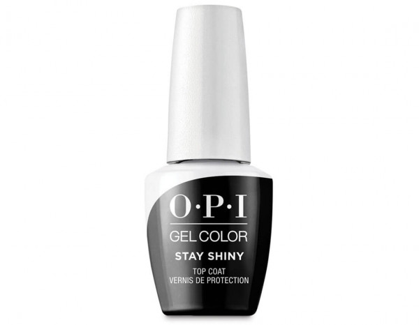 OPI GelColor 15ml, stay shiny top coat