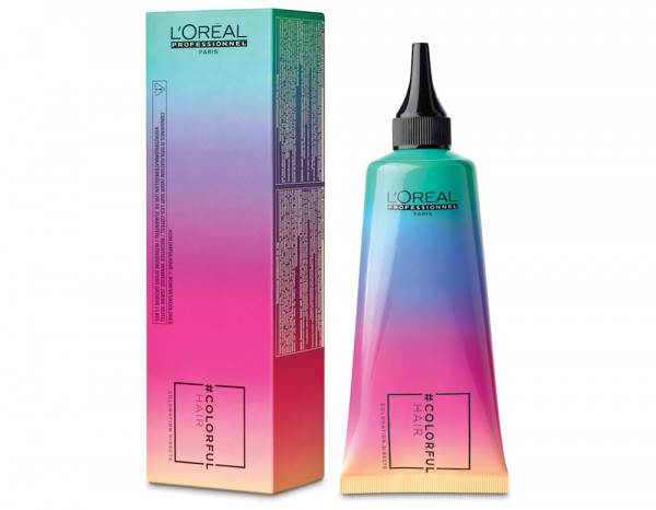 L'Oreal colorful hair 90ml, Iced Mint