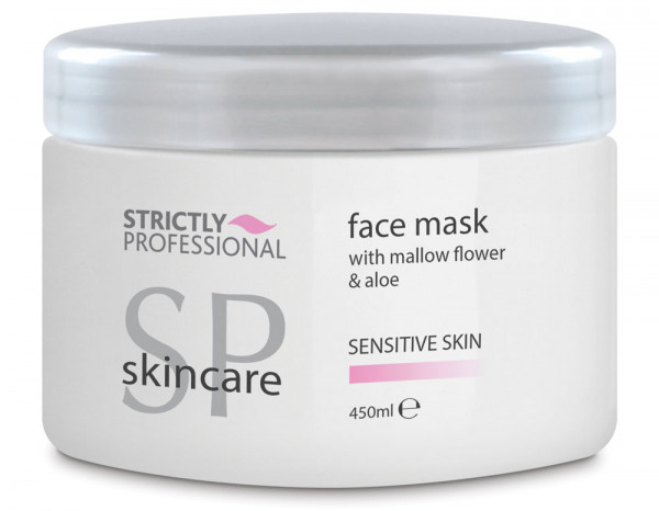 SP facial mask 450ml, sensitive