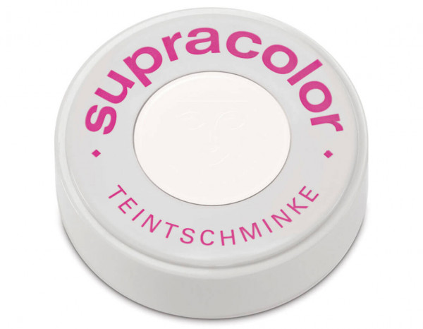 Kryolan supracolor grease paint 30ml, 070 white