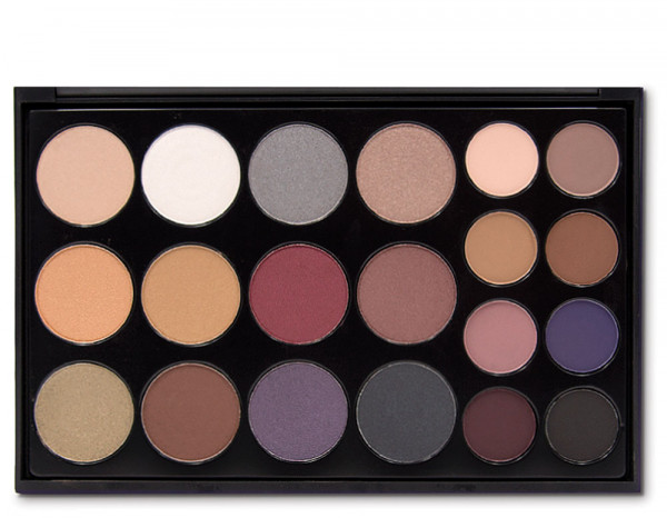 Crownbrush pro eyeshadow smoke collection (20)