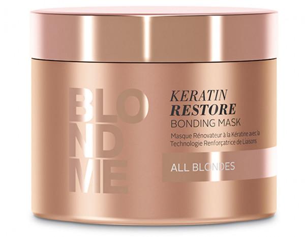 Blondme keratin restore bonding mask 200ml