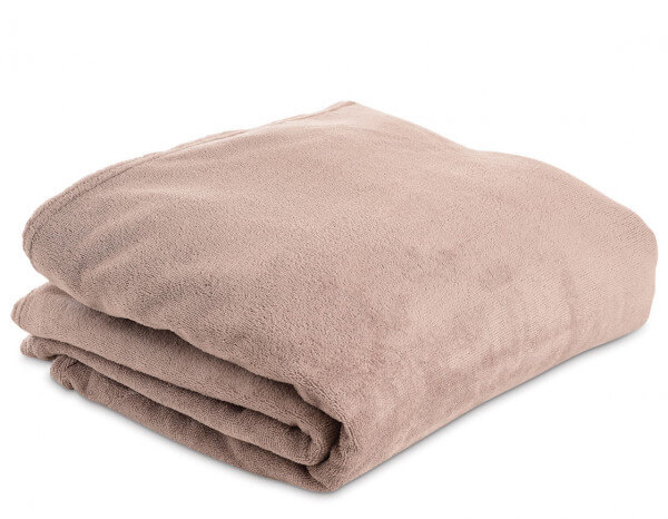 SupremeSoft couch cover, Pebble