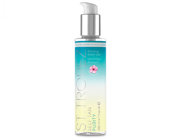 St.Tropez purity water bronzing gel 200ml
