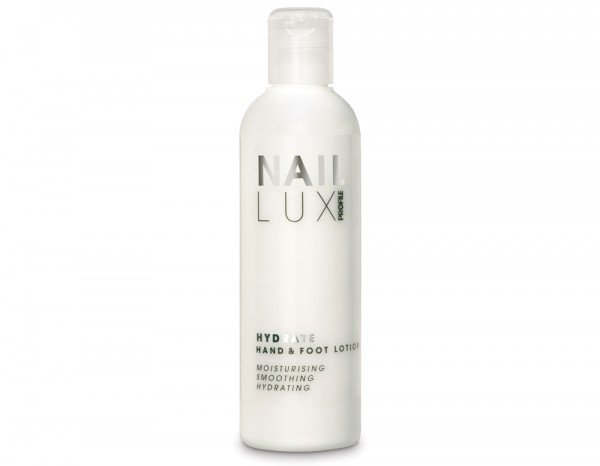 NailLux Hydrate hand and foot lotion 250ml