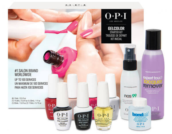 OPI GelColor starter kit