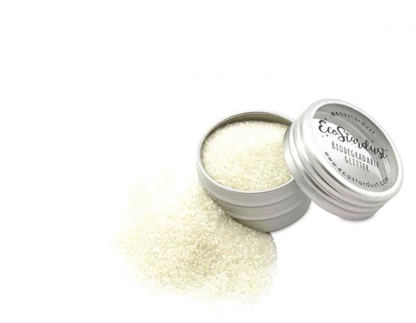 EcoStardust glitter 6g, Pearl Standard