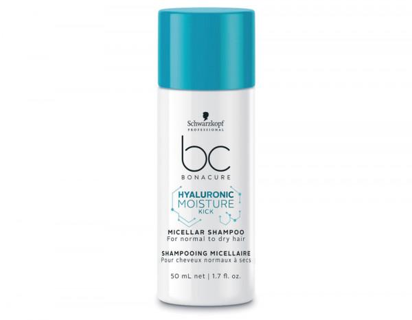 BC hyaluronic moisture micellar shampoo 50ml