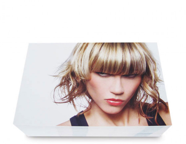 Appointment cards, blonde (100)