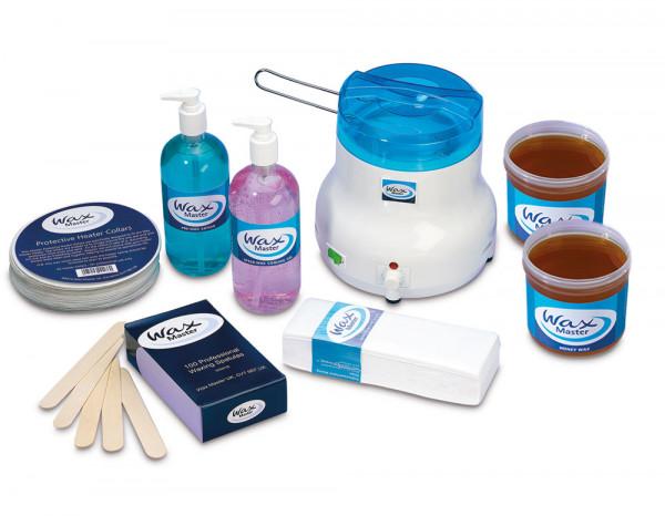 Wax Master starter kit, honey wax