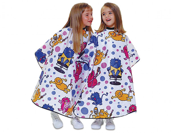 Cricket Critters kids waterproof cape