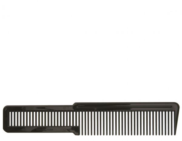 Wahl clipper comb large flat top, black