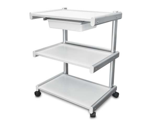 Esthetix three tier trolley standard