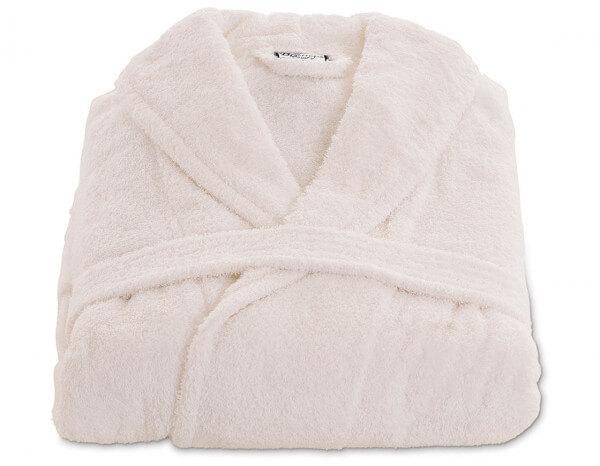 Comfy bathrobe medium, white