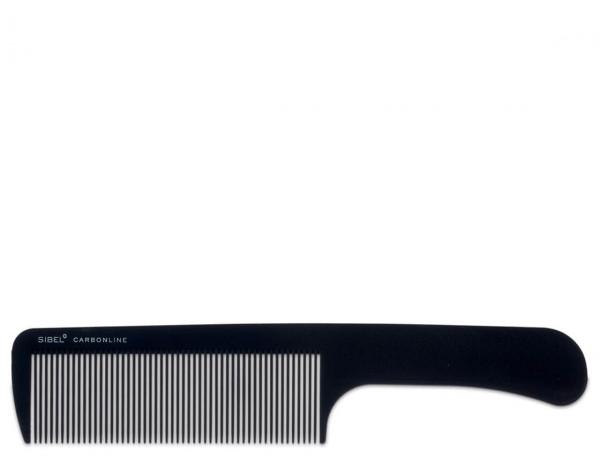 Sibel carbon clipper 26cm comb + 2 clips