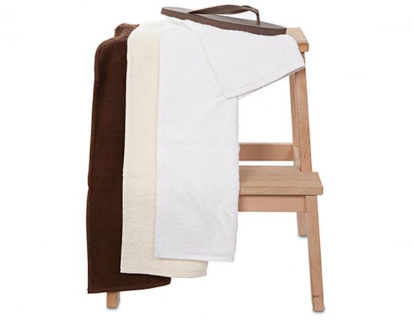 Comfy hot towel/gym towel, white