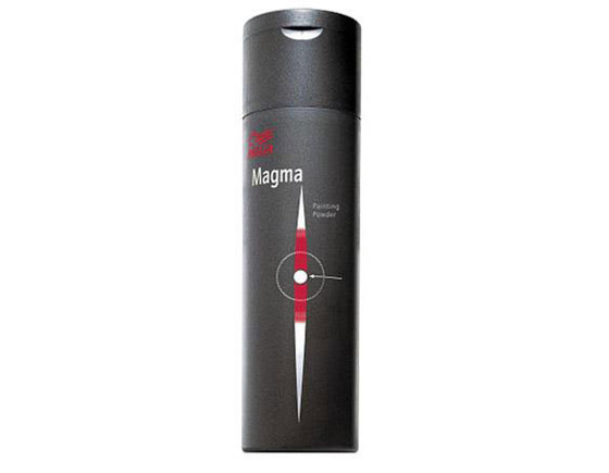 Magma reds 120ml, /44 intensive red