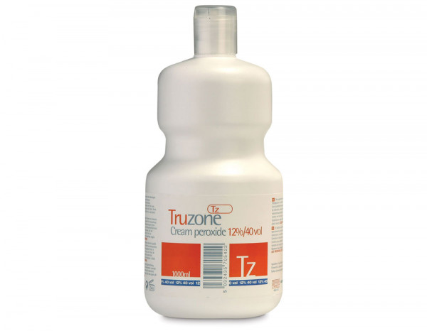 Truzone cream peroxide 12% 40 vol 1000ml